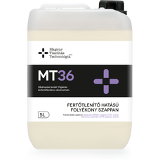 MT36 fertőtlenítő hatású folyékony szappan 5L